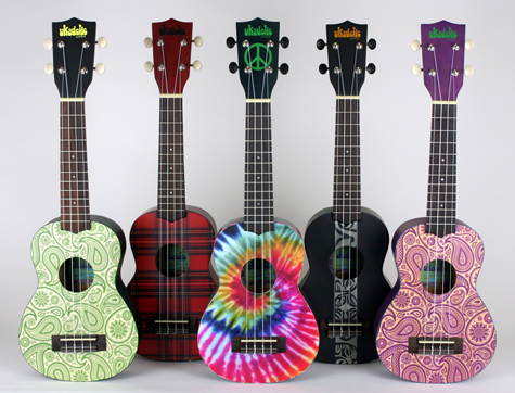 Kala Ukuleles are at M.I.!