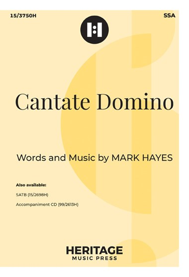 Picture of Cantate Domino
