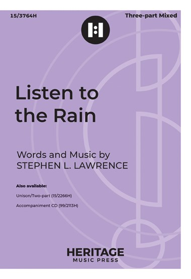 Picture of Listen to the Rain