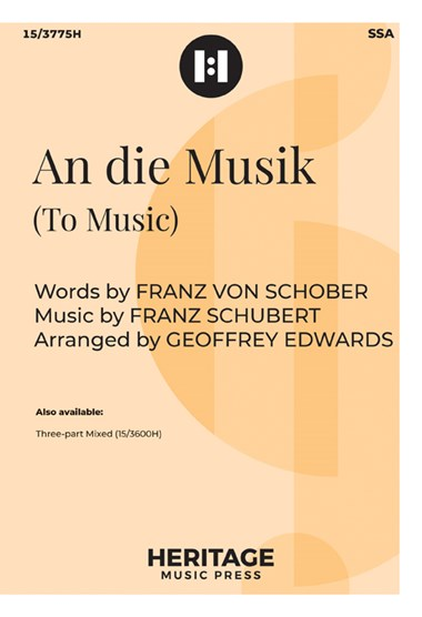 Picture of An die Musik