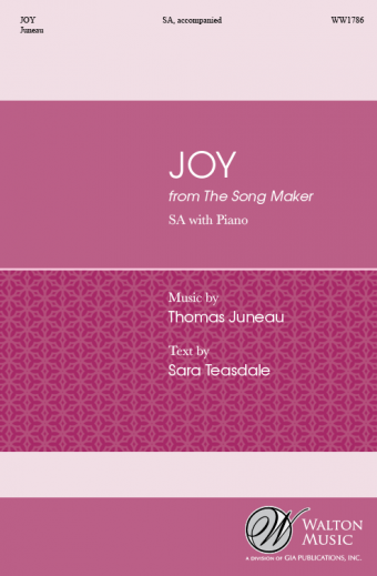 Picture of Joy (#3 from The Song Maker)