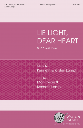 Picture of Lie Light, Dear Heart
