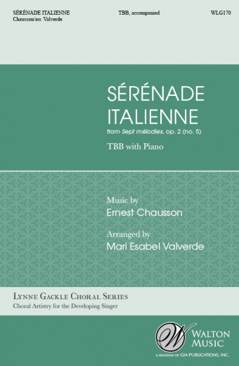 Picture of Sérénade Italienne