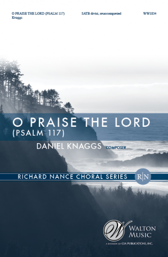 Picture of O Praise the Lord (Psalm 117)