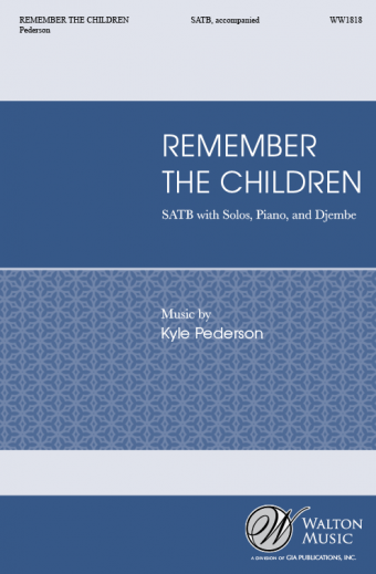 Picture of Remember the Children