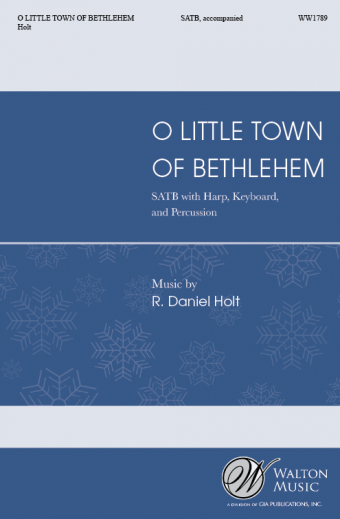 Picture of O Little Town of Bethlehem