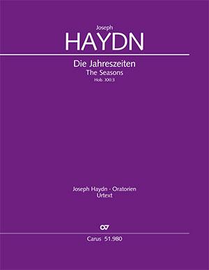 Picture of Die Jahreszeiten (Seasons) - Full Score