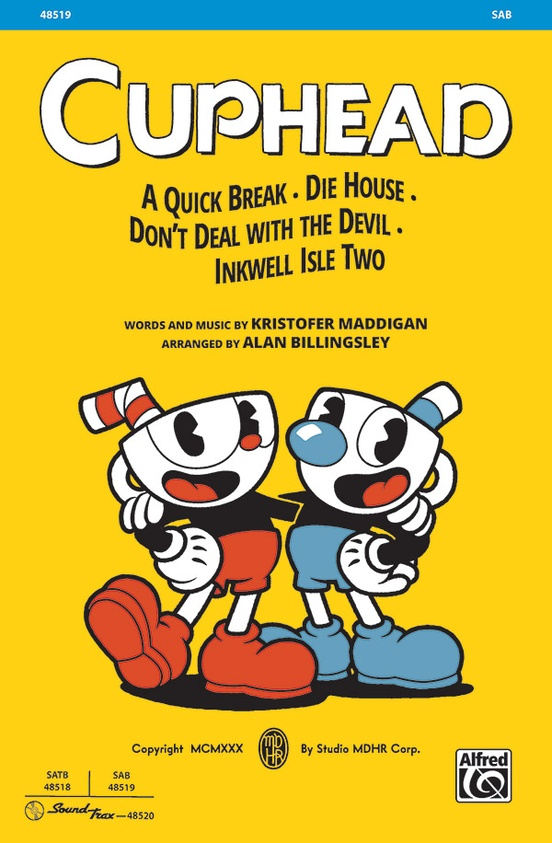 Picture of Cuphead - Medley