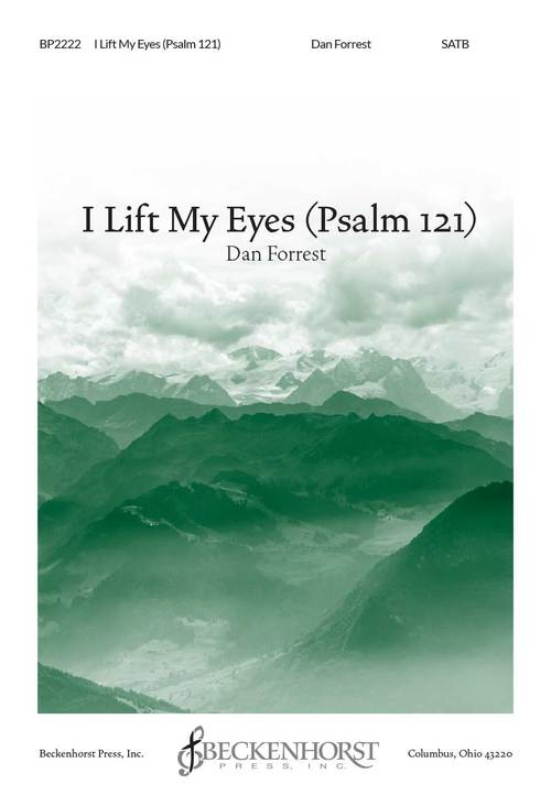 Picture of I Lift My Eyes (Psalm 121)