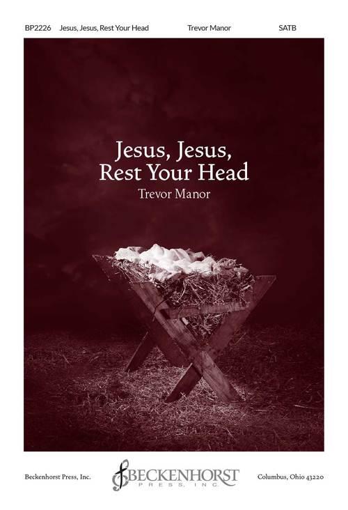 Picture of Jesus, Jesus, Rest Your Head