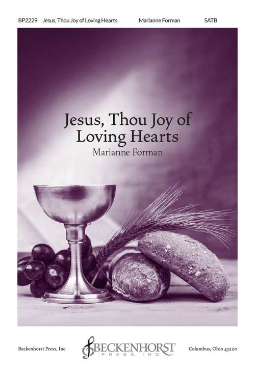 Picture of Jesus, Thou Joy of Loving Hearts