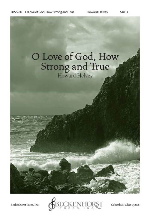 Picture of O Love of God, How Strong and True