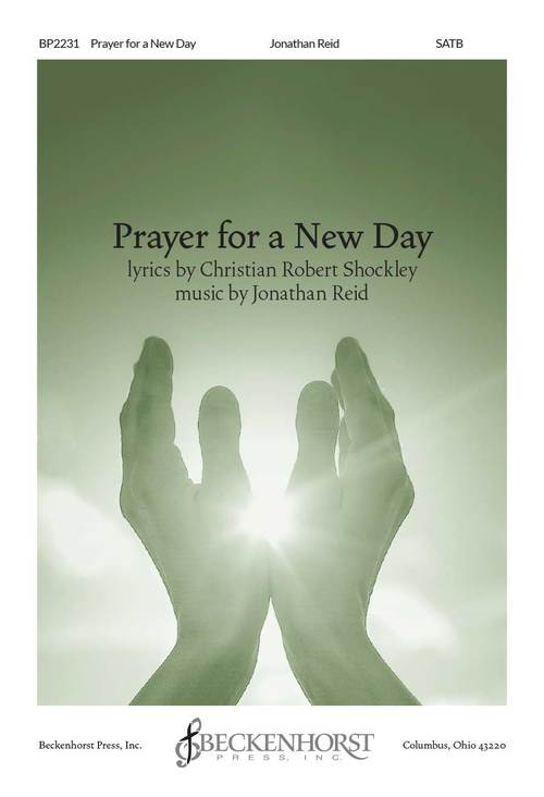 Picture of Prayer For A New Day