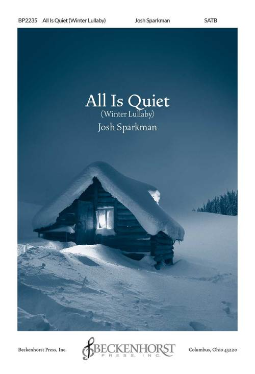 Picture of All Is Quiet (Winter Lullaby)