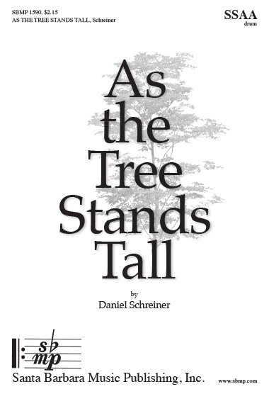Picture of As the Tree Stands Tall