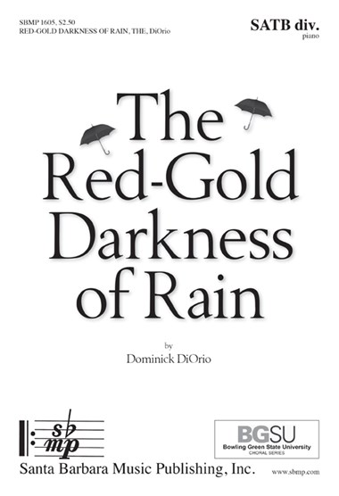 Picture of The Red-Gold Darkness of Rain