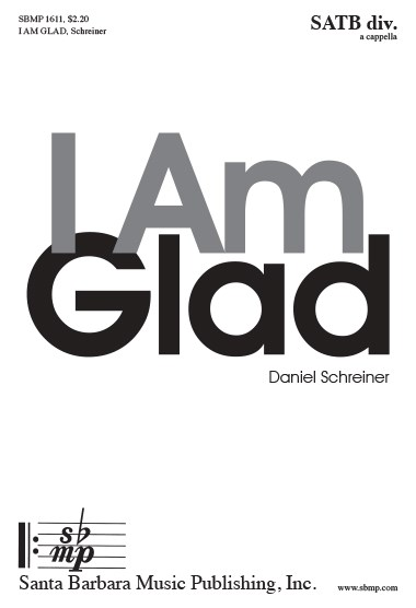 Picture of I Am Glad