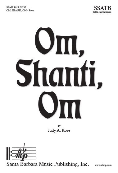 Picture of Om, Shanti, Om