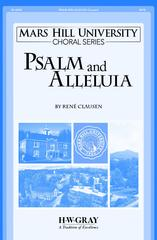 Picture of Psalm and Alleluia / René Clausen