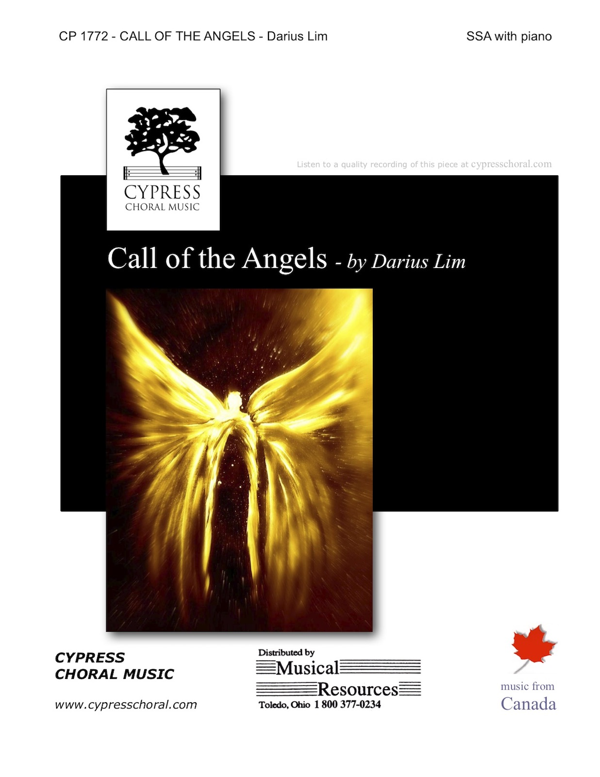 Picture of Call of the Angels