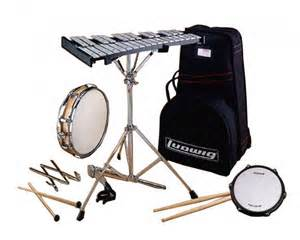 Rental Percusion, Combo Perc. Kit-New
