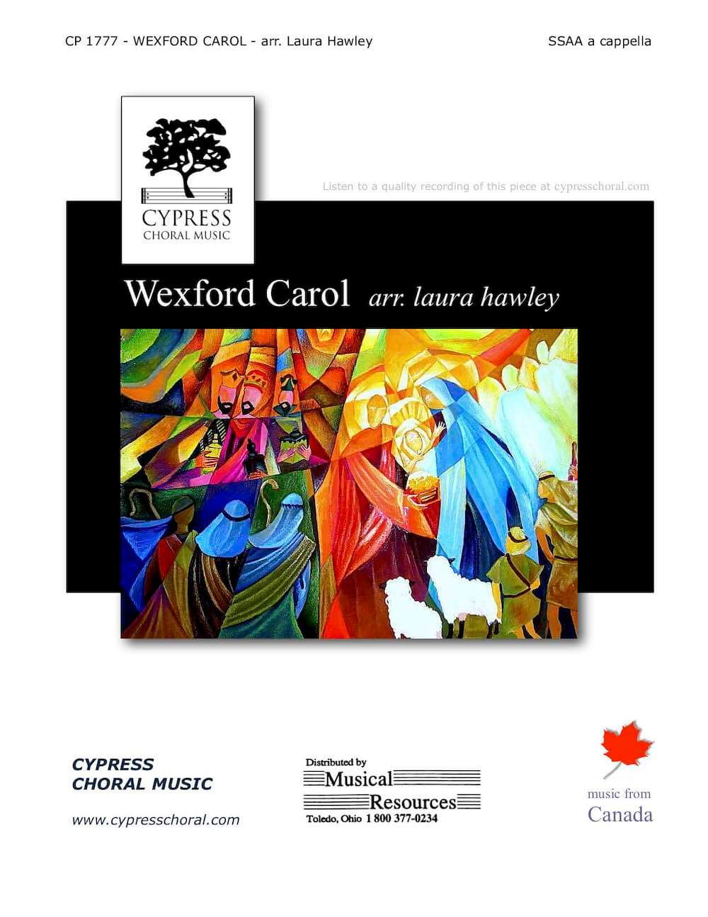 Picture of Wexford Carol
