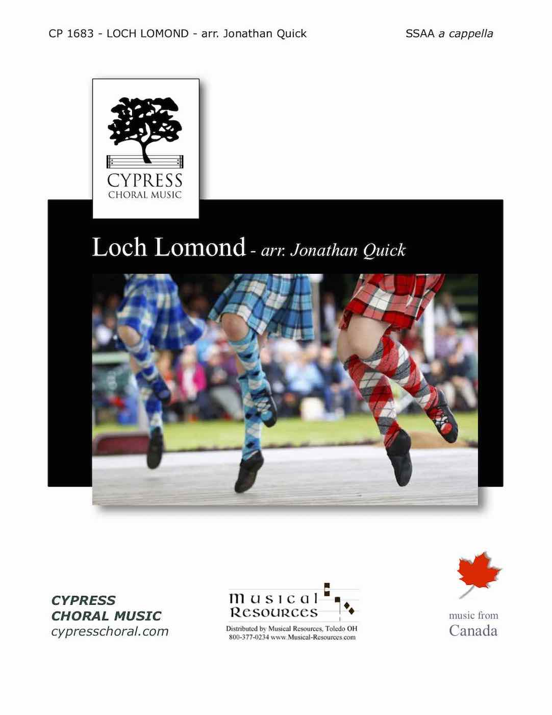 Picture of Loch Lomond
