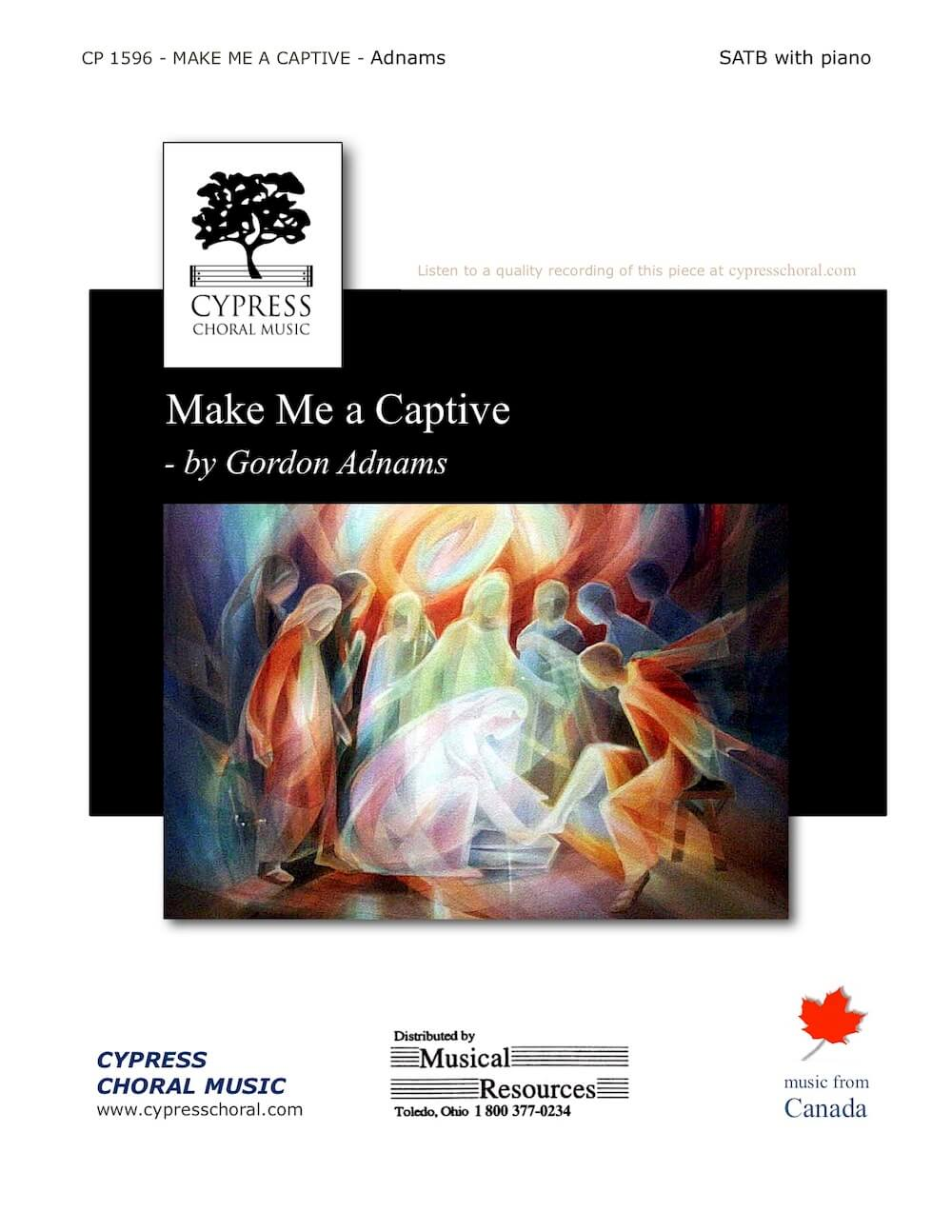 Picture of Make Me A Captive