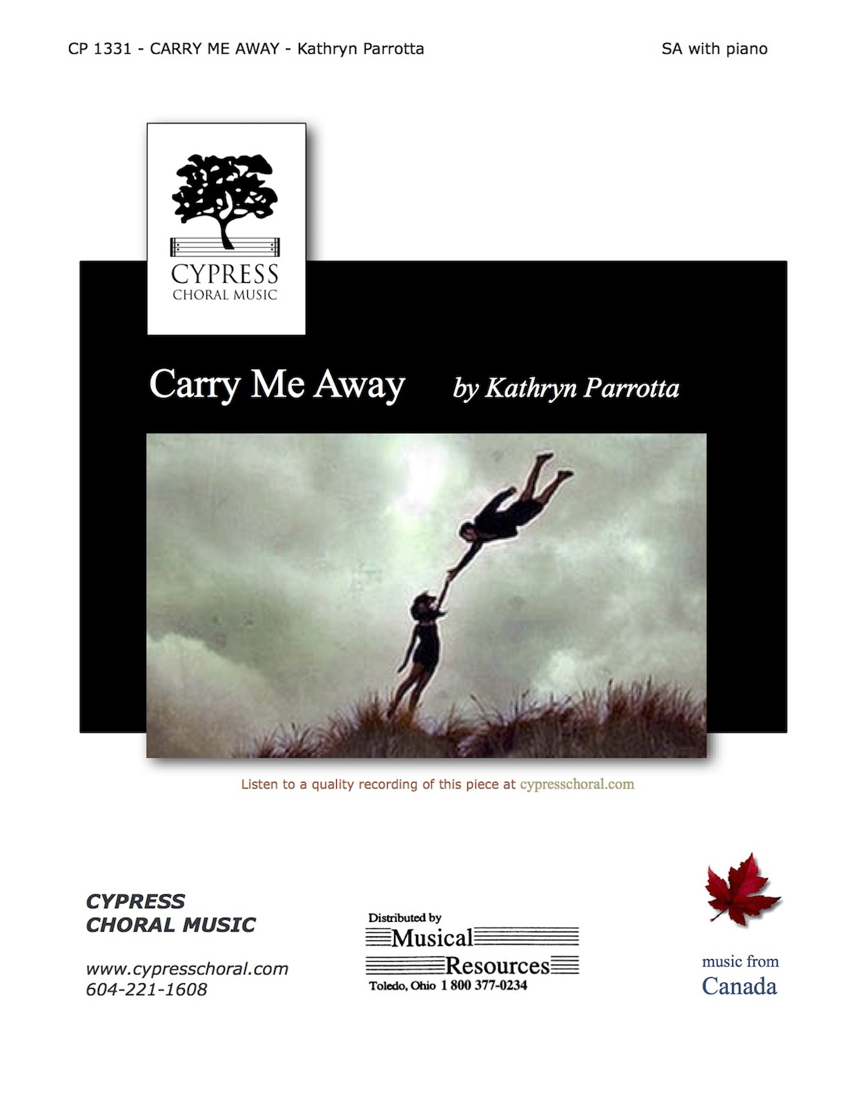 Picture of Carry Me Away