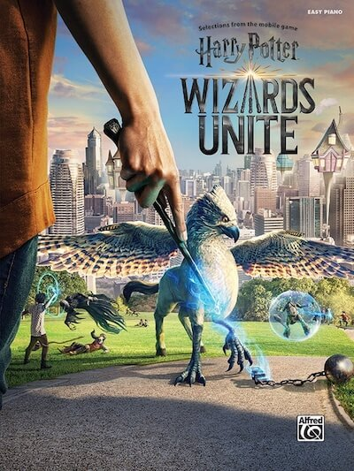 Picture of Harry Potter: Wizards Unite - Piano Book
