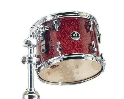 Sonor 10''x9'' Birdseye Cherry Tom Tom Drums - Sonor - Retail Up