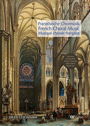 Picture of French Choral Music Collection
