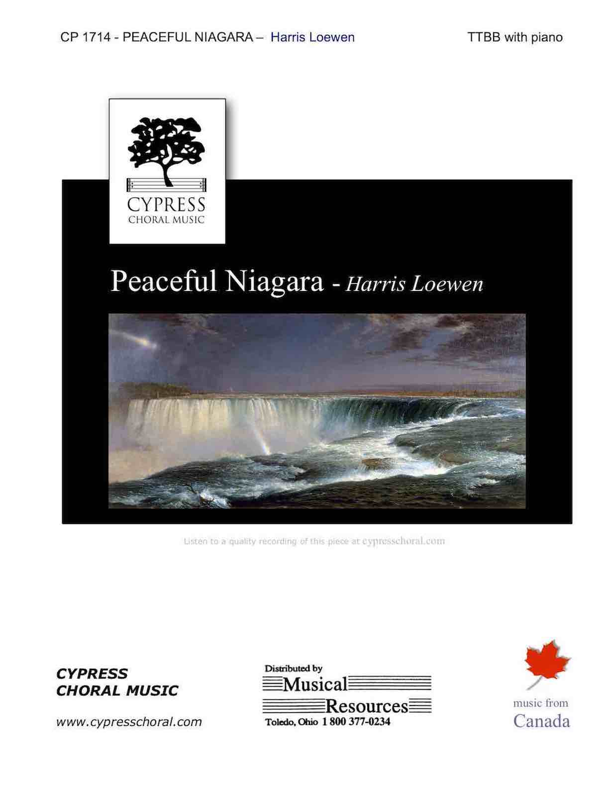 Picture of Peaceful Niagara