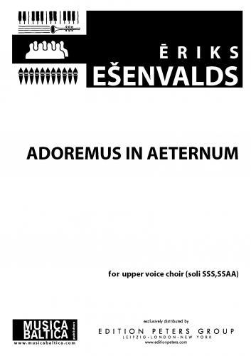 Picture of Adoremus in Aeternum
