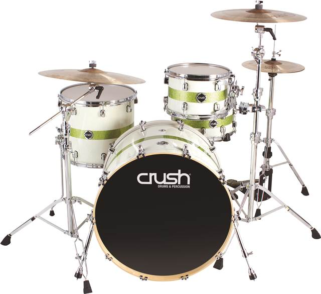 Crush, Sublime E3 Maple 4 Piece Shell Pack