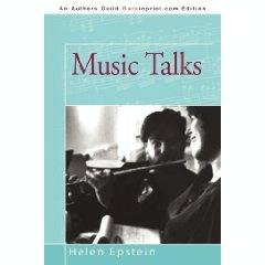 Author's Guild, Music Talks