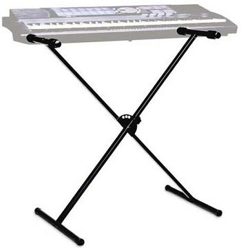 how to attach yamaha keyboard to stand