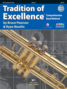 Tradition Of Excellence Bk. 2 - Bb Trumpet/Cornet
