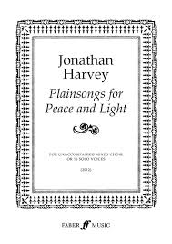 Picture of Plainsongs for Peace and Light