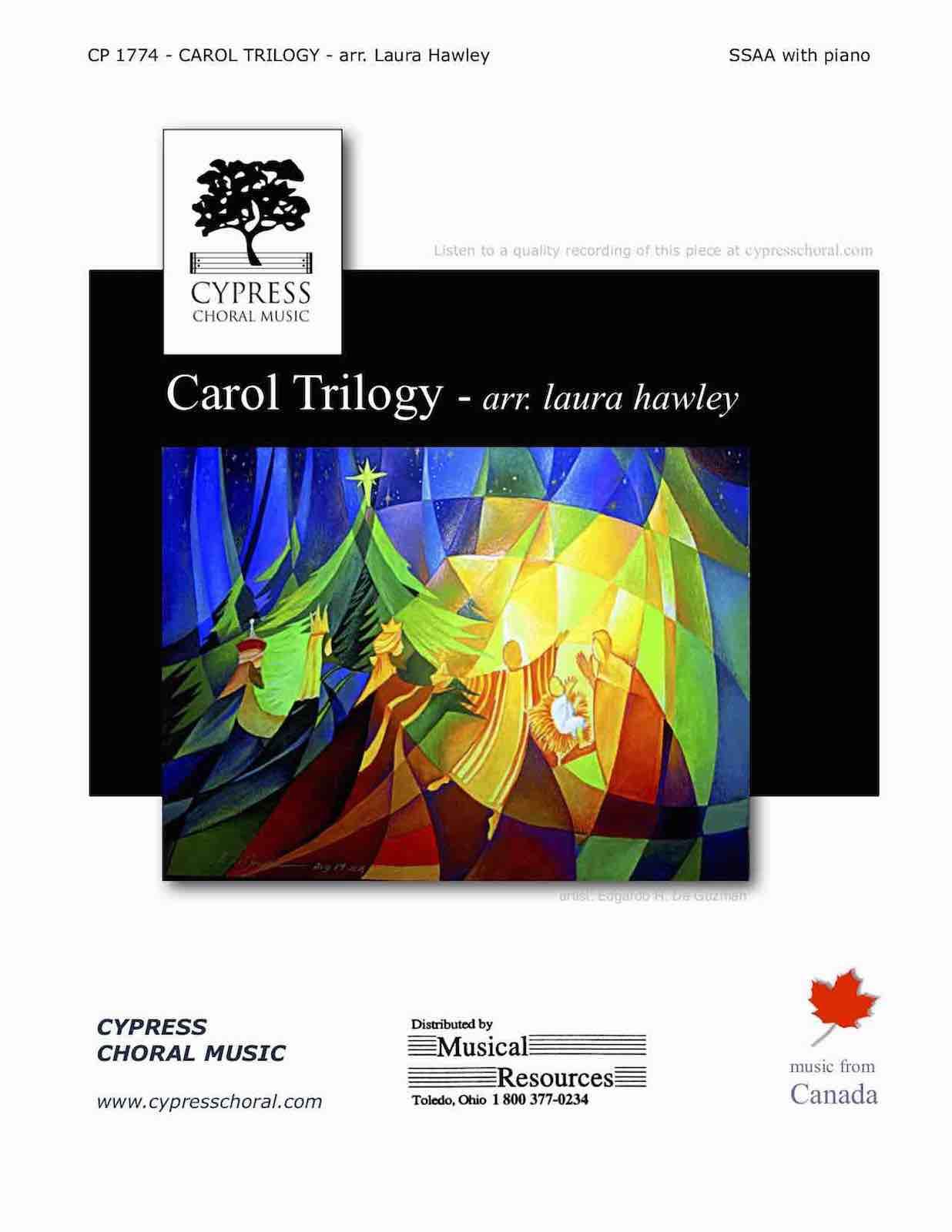 Picture of Carol Trilogy - complete set