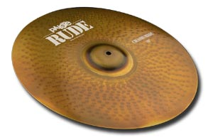 Paiste 1122518 18 Inch Rude Series Novo China Cymbal With Bright Sound Character