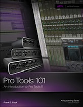 Picture of Pro Tools 101:  An Introduction to Pro Tools 11