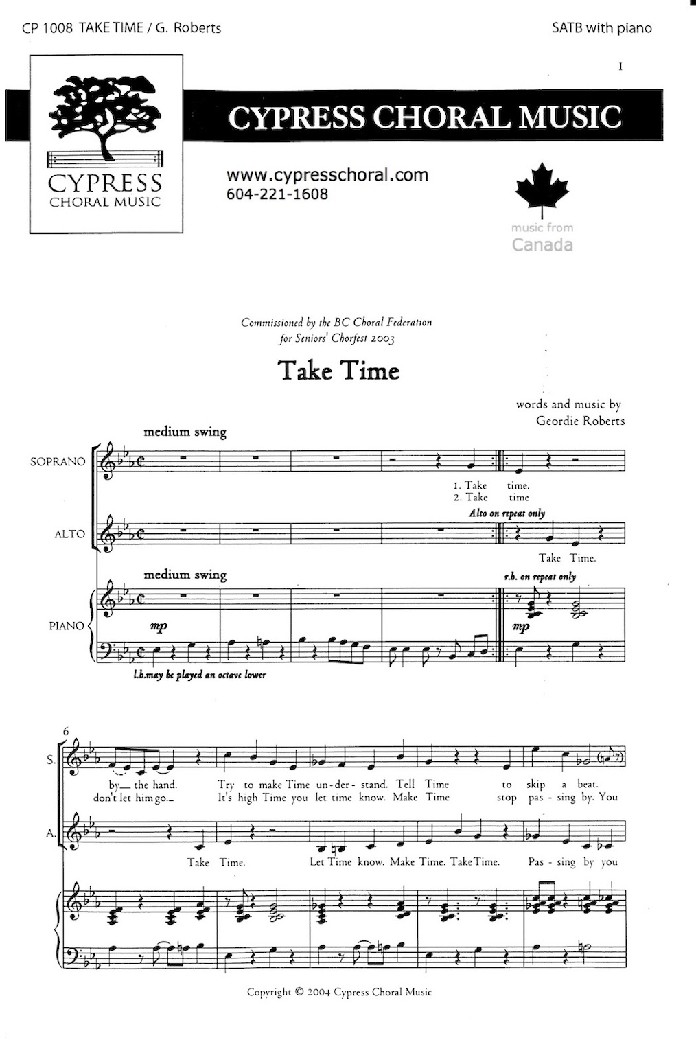 Picture of Take Time
