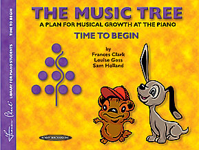 Music Tree Time To Begin Student Book