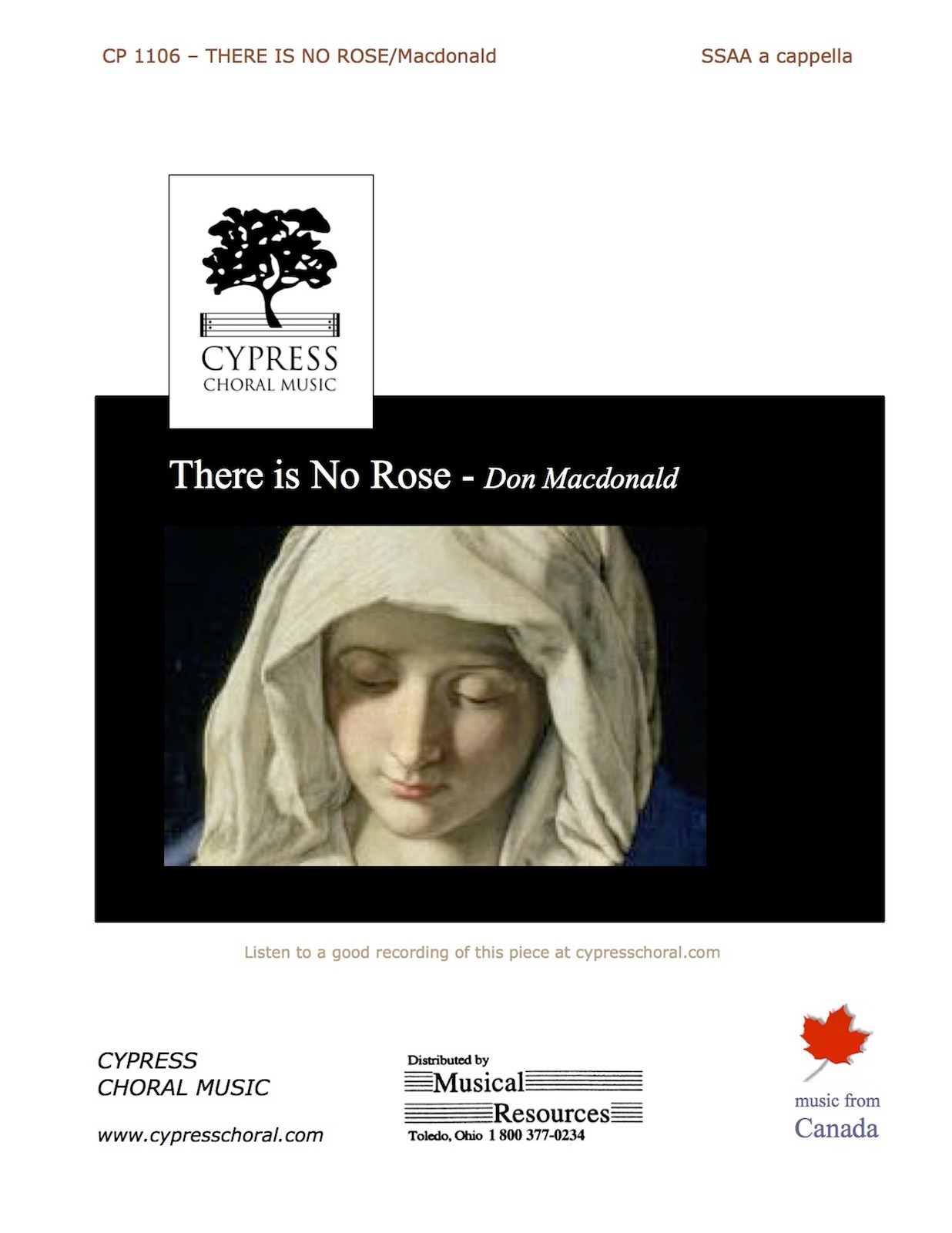 Picture of There is No Rose