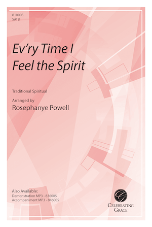 Picture of Ev'ry Time I Feel the Spirit