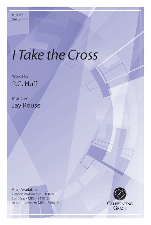 Picture of I Take the Cross