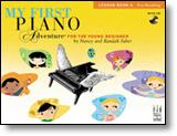 My First Piano Adventure Lesson Book A w/CD