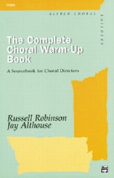 Alfred Publishing Co., Complete Choral Warm-up Book, The