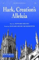 Picture of Hark Creation's Alleluia / Howard Helvey